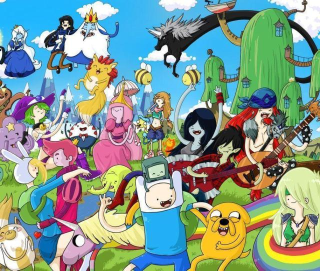 Adventure Time Wallpapers And Backgrounds