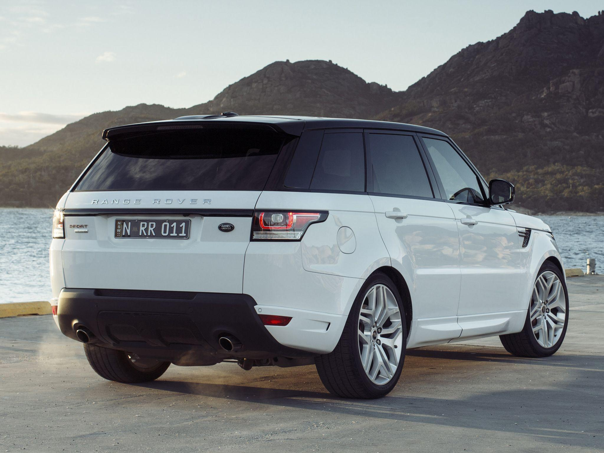 Range Rover Sport 2015 Desktop Wallpapers Wallpaper Cave