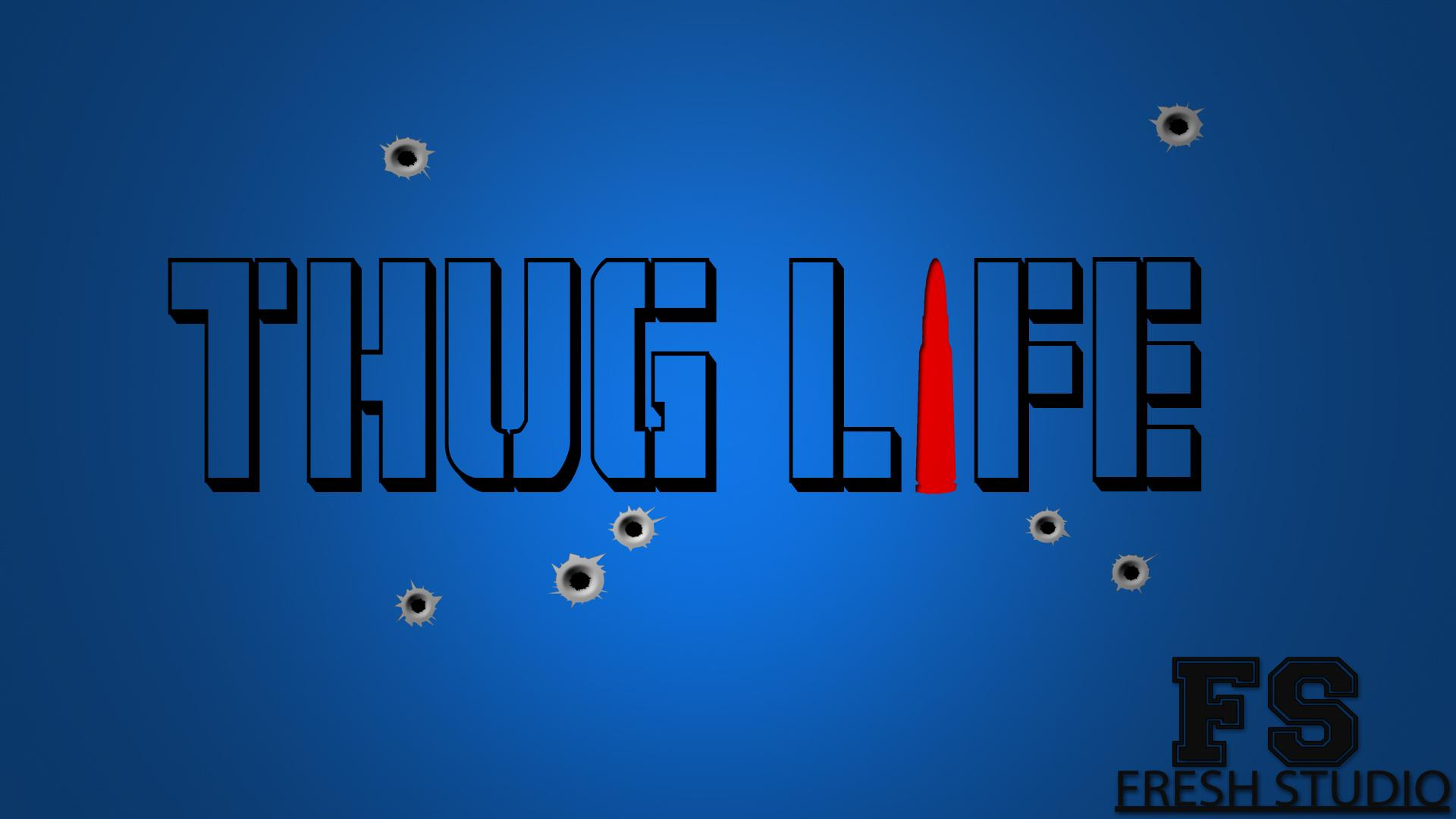 Thug Life Wallpapers Wallpaper Cave