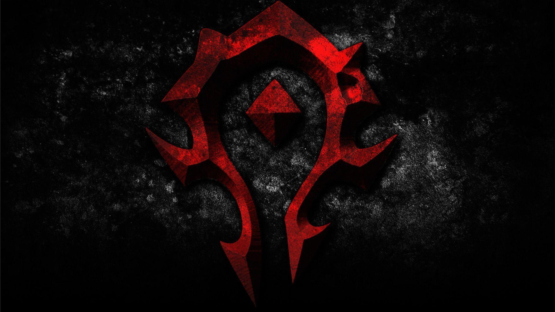 Horde Logo Wallpapers Wallpaper Cave