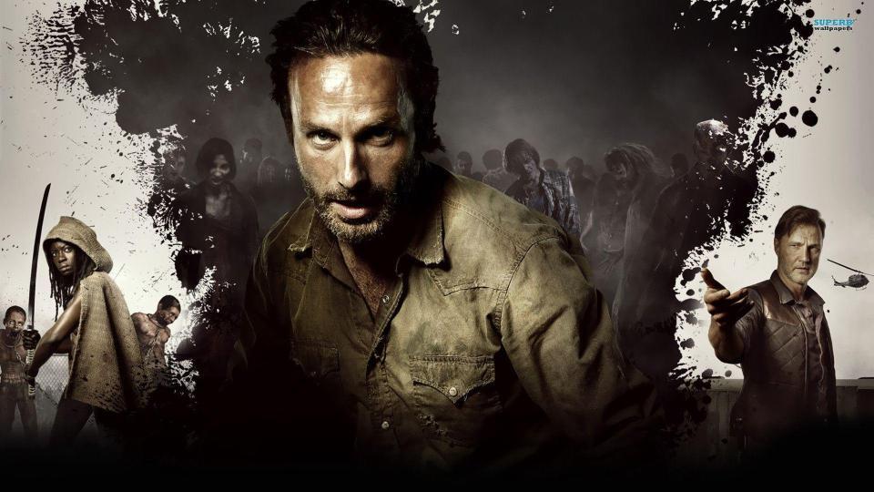 The Walking Dead Picture Hd Wallpaper 1920x1080 62903 Label ...
