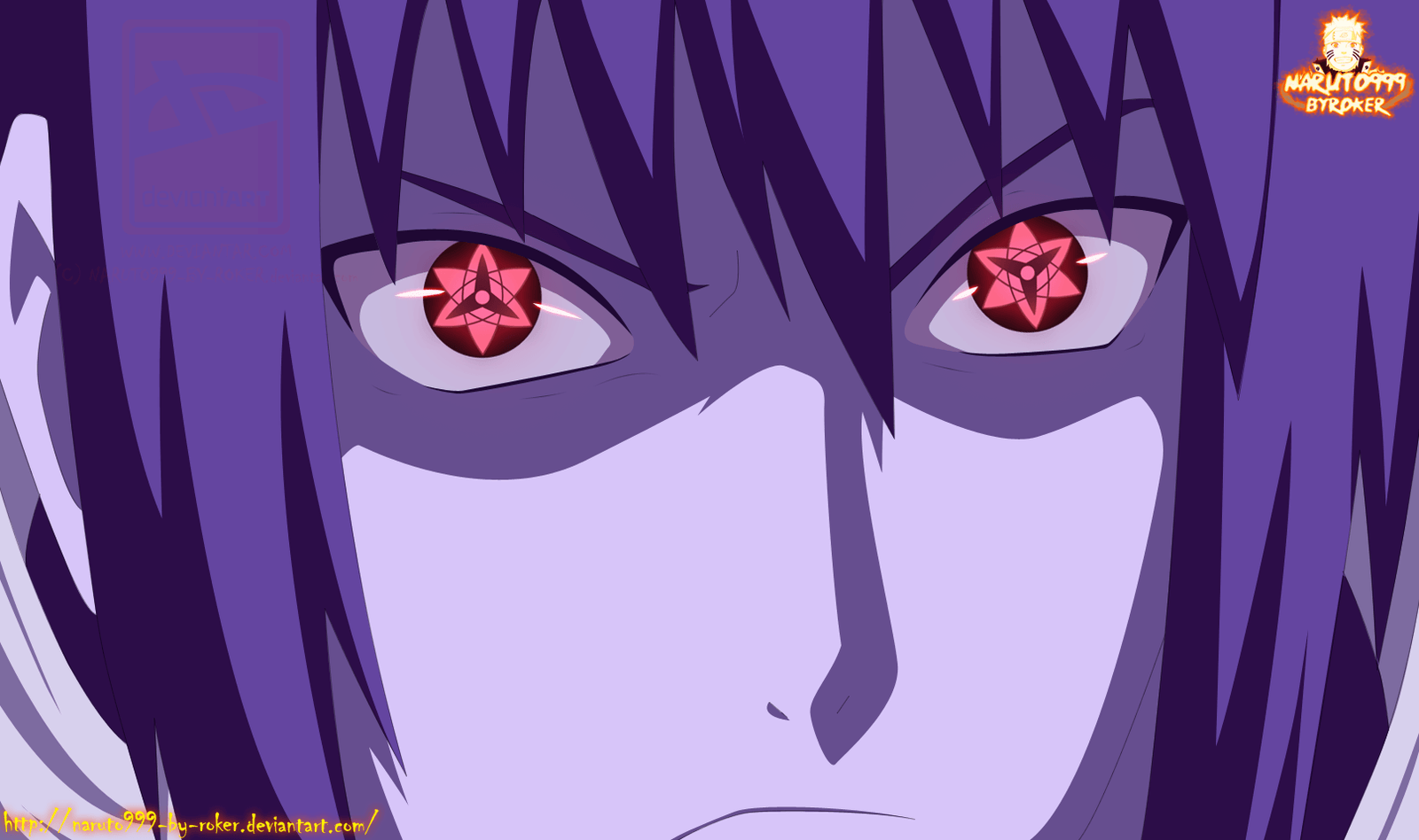 Sasuke Mangekyou Sharingan Wallpapers Wallpaper Cave