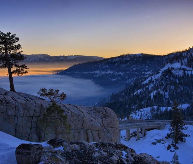 Winter Mountain Desktop Background Wallpaper Maswallpaper