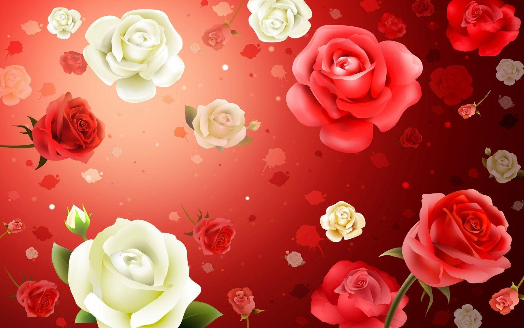 Pictures Of Beautiful Flowers Wallpapers Wallpaper Cave