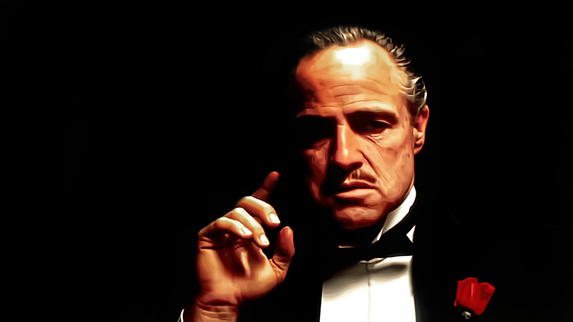 Image result for the godfather wallpaper