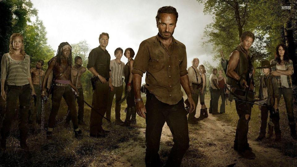 The Walking Dead wallpaper - TV Show wallpapers - #