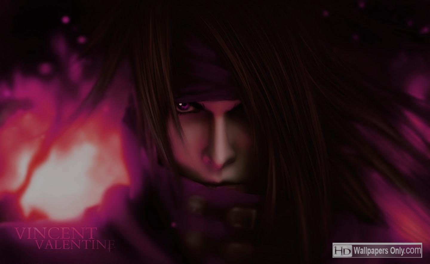 Vincent Valentine Chaos Wallpapers Wallpaper Cave