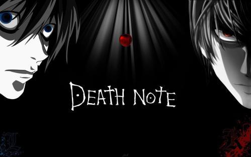 Resultado de imagem para death note wallpaper