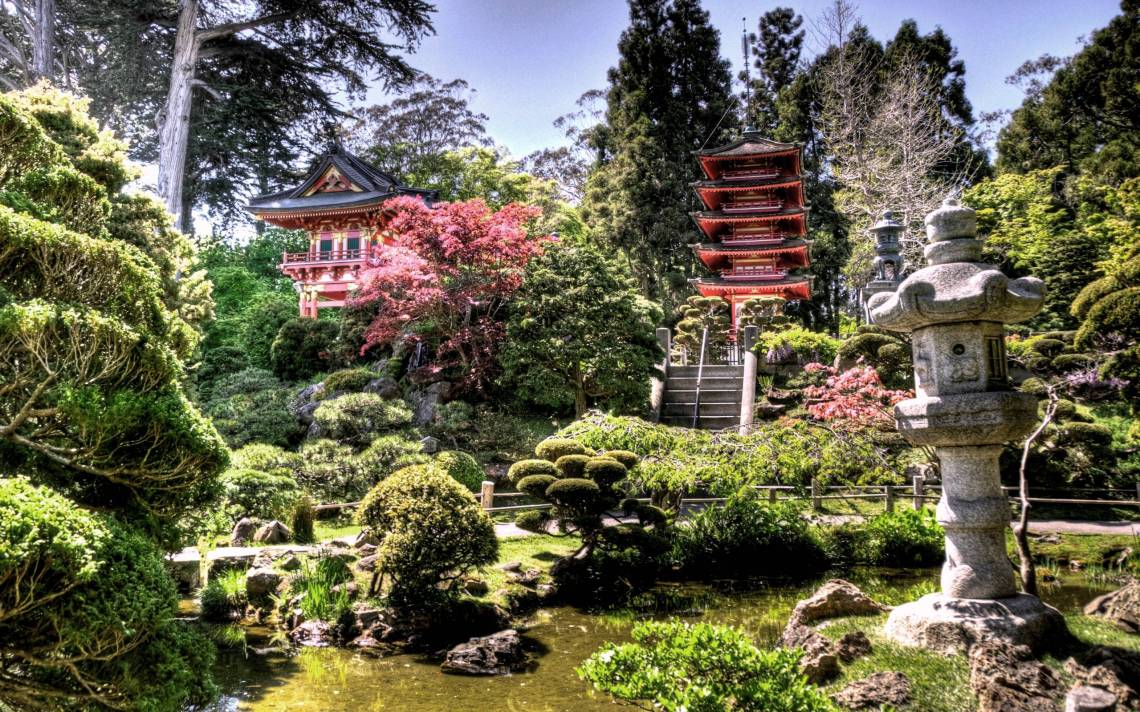 Image Result For Japanese Tea Garden San Francisco
