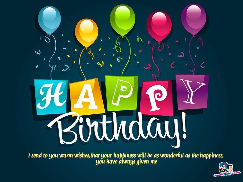Happy Birthday Images Wallpapers