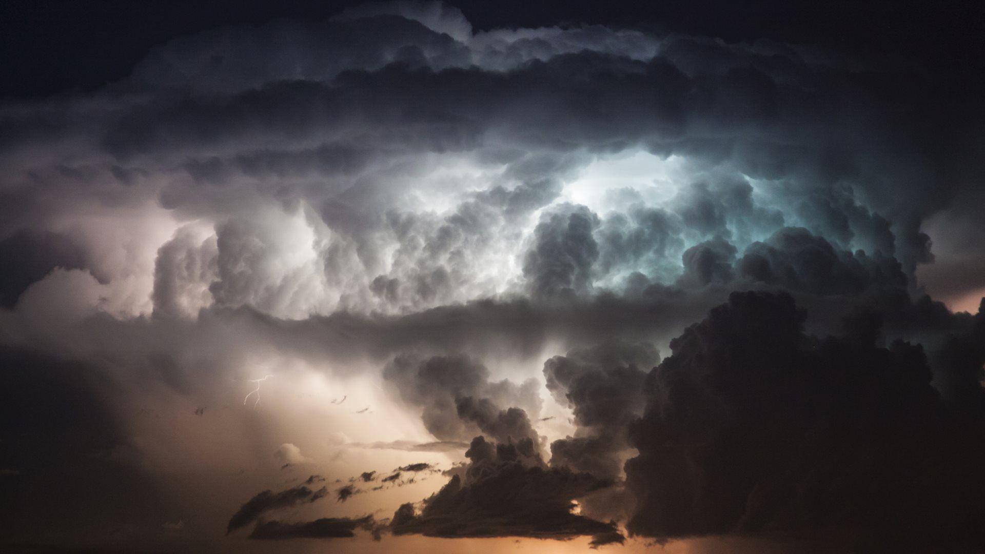 Thunderstorm Backgrounds Wallpaper Cave