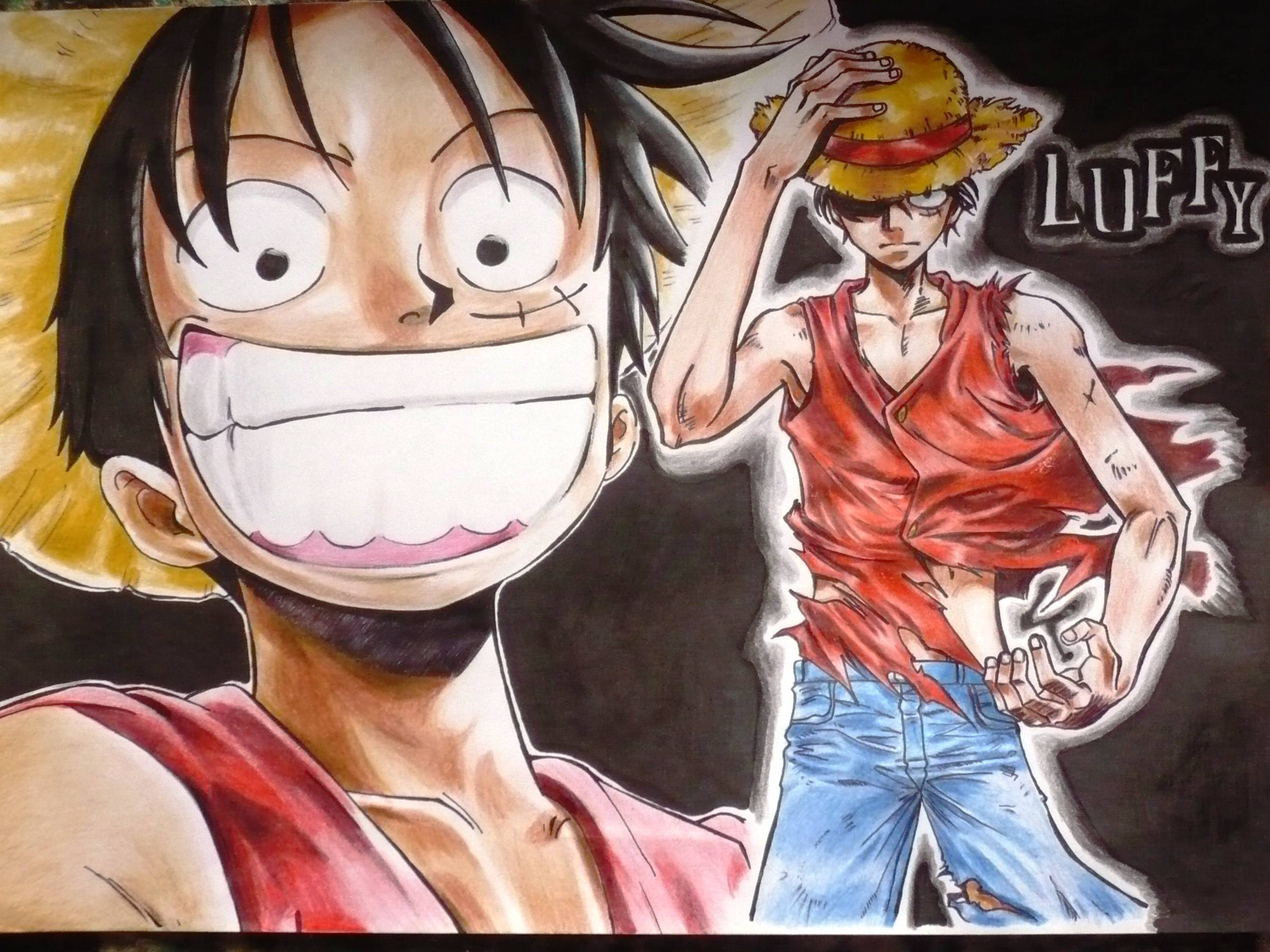 Com One Piece Hd Wallpapers App For Android