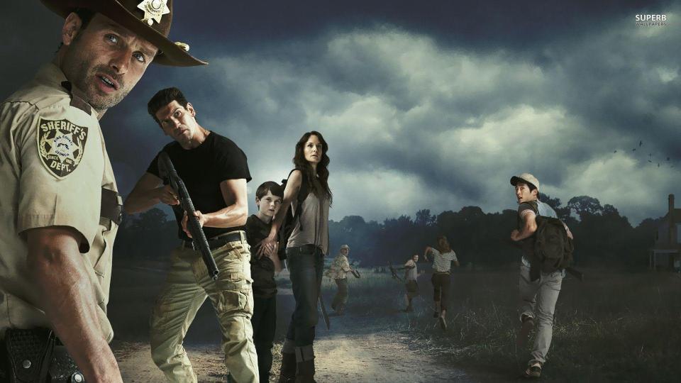 The Walking Dead wallpaper - Movie wallpapers - #