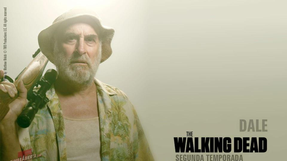 DALE-The Walking Dead-American TV series Wallpaper - 1920x1080 ...