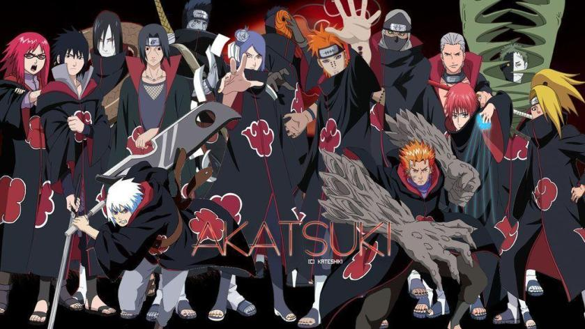 Akatsuki Wallpapers - Wallpaper Cave - 1024 x 576 jpeg 129kB