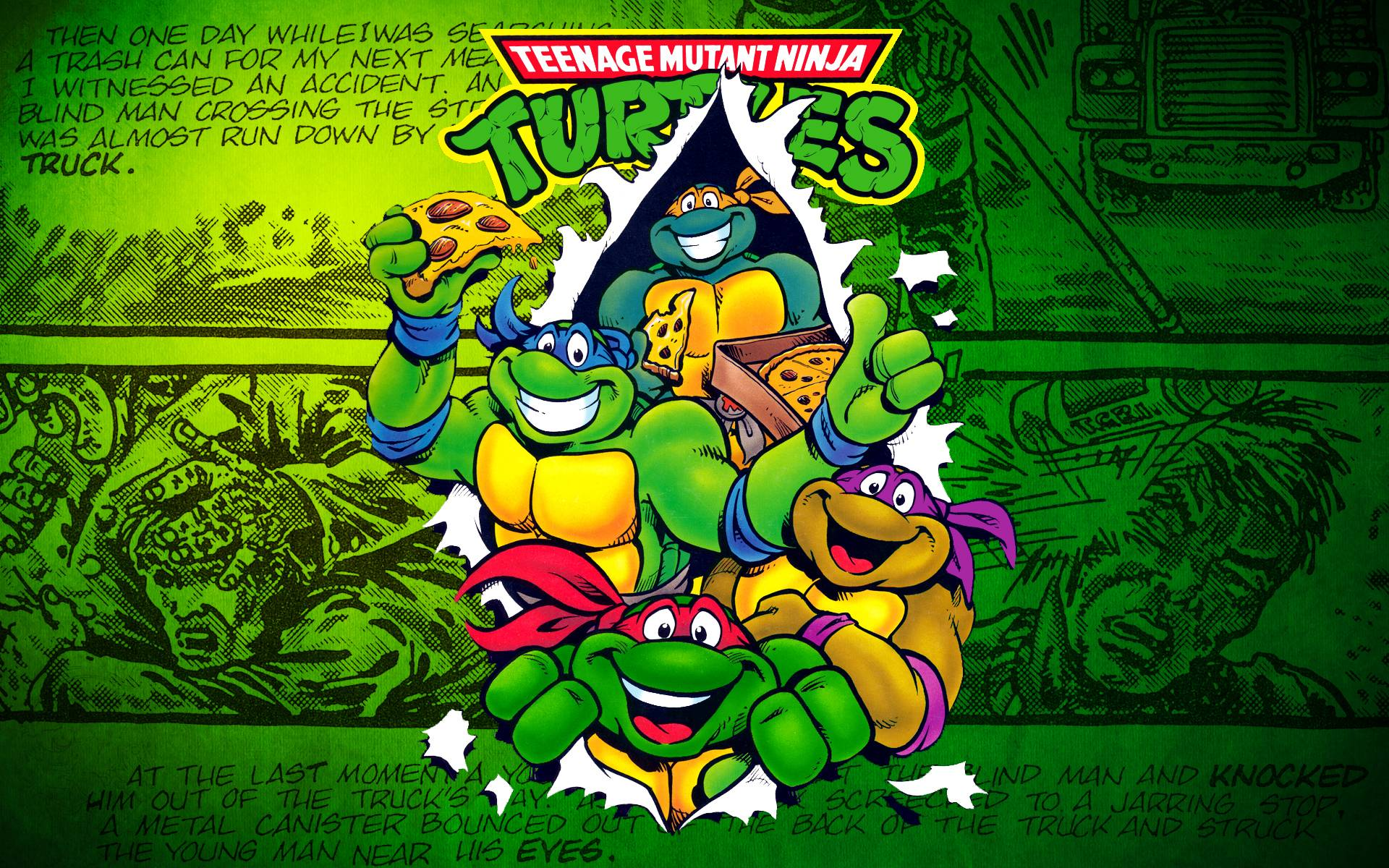 ninja turtles wallpapers - wallpaper cave