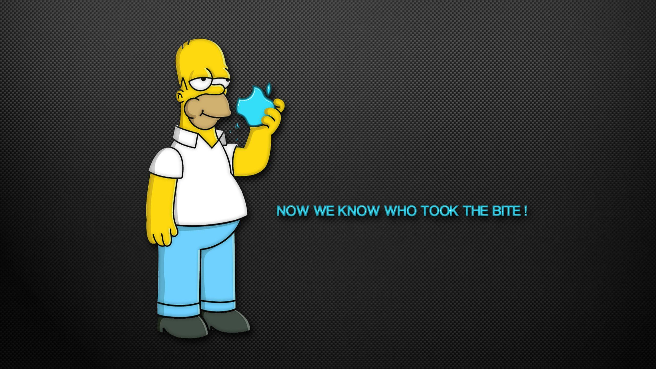 Funny HD Wallpapers For Mac   Wallpaper Cave mac book air apple simpsons funny 2560x1440px Wallpapers HD Wallp
