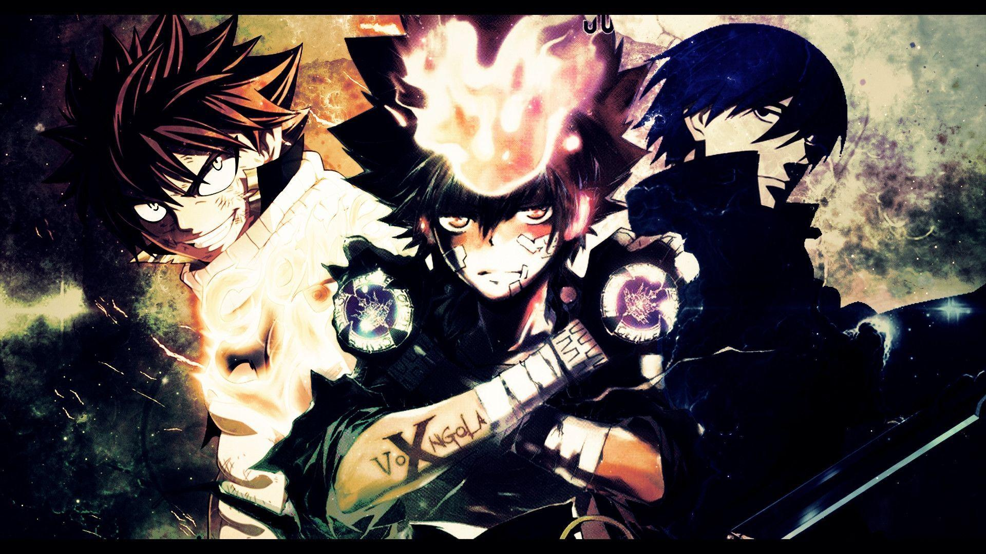 All Anime Wallpapers Wallpaper Cave