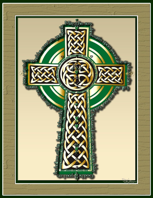 Celtic Cross Wallpapers Wallpaper Cave