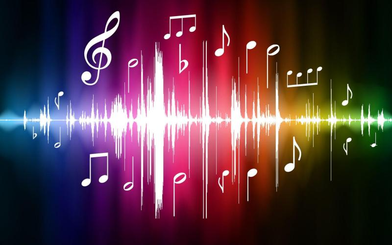 Musical Notes Wallpapers - Wallpaper Cave