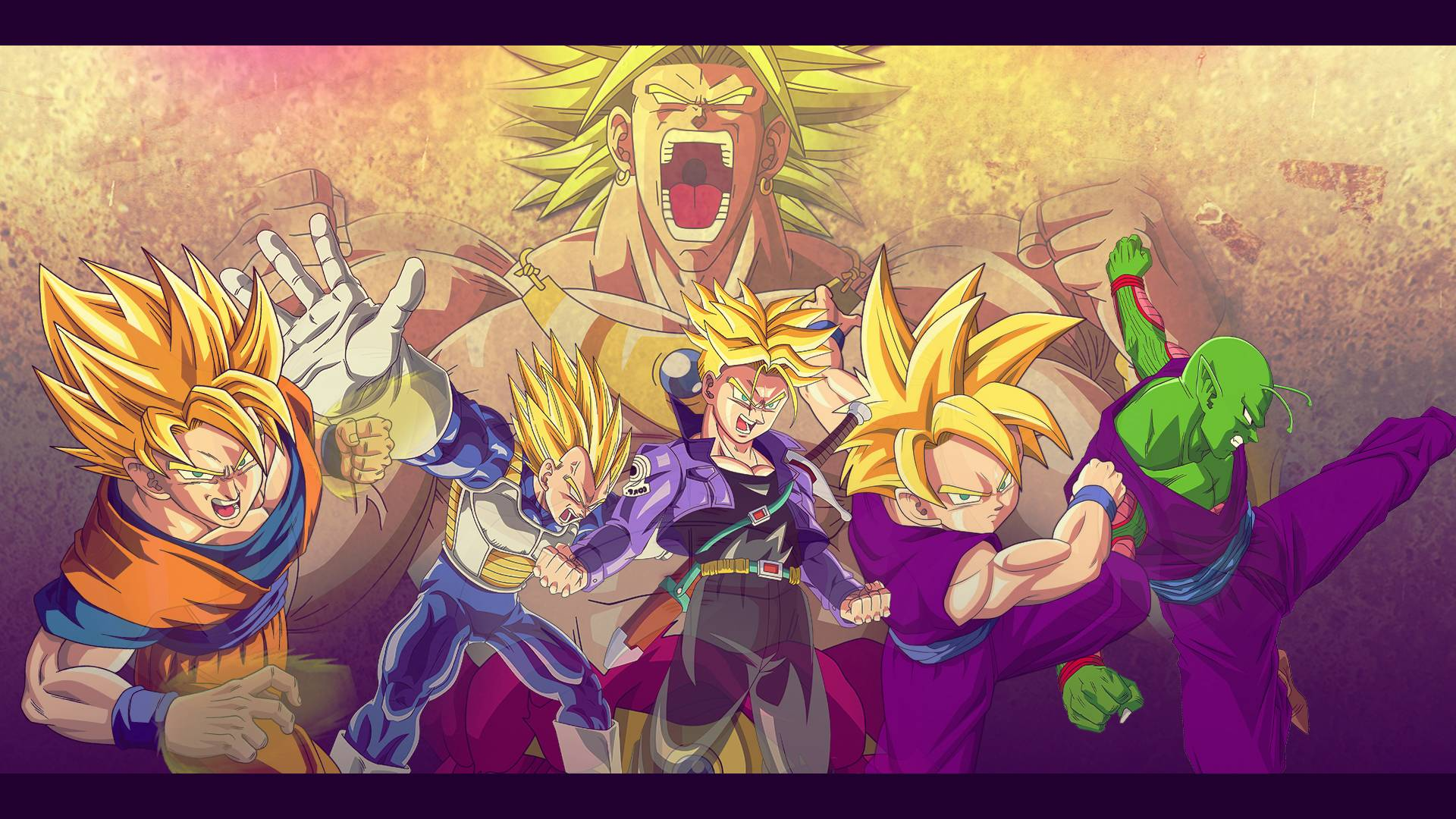 Image Result For Dragon Ball Z Wallpaper Android