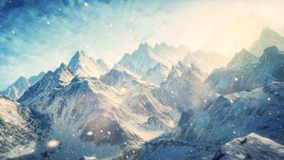 Snowy Mountains Wallpapers - Wallpaper Cave