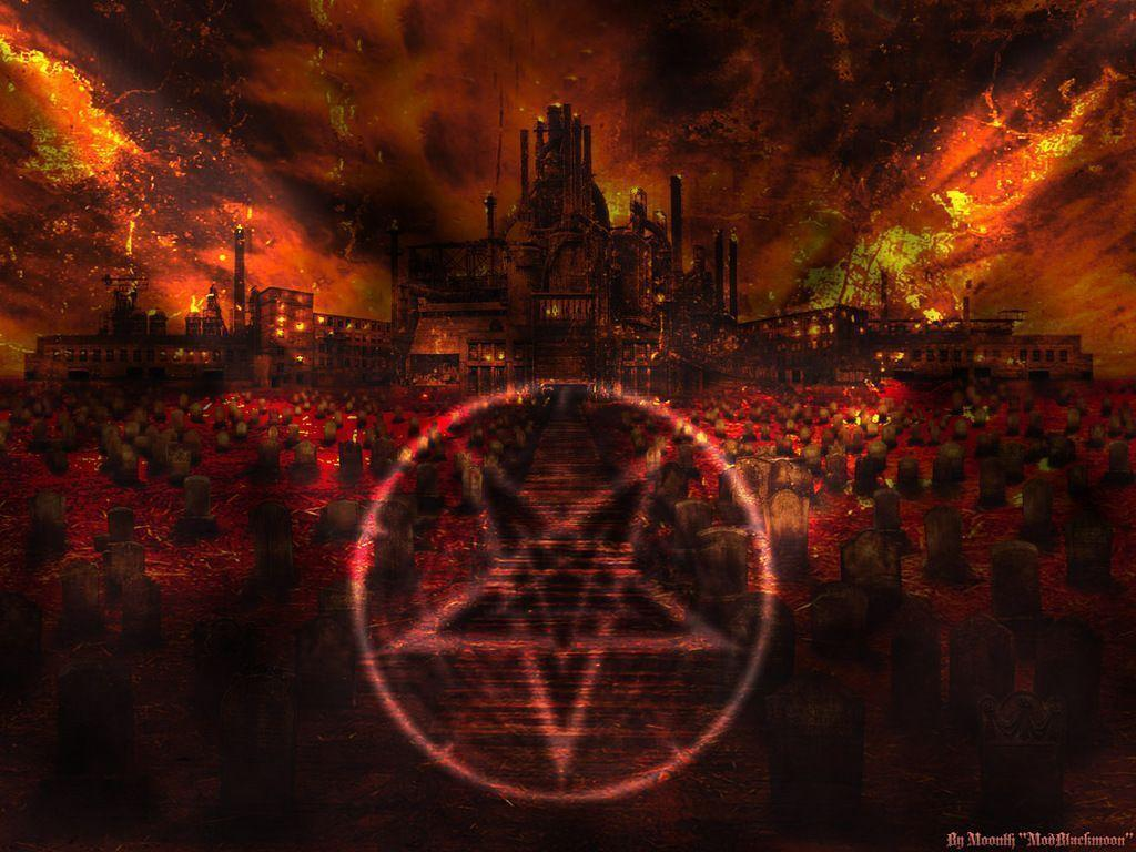 Satanic wallpapers hd gendiswallpaper satan wallpapers wallpaper cave voltagebd Image collections