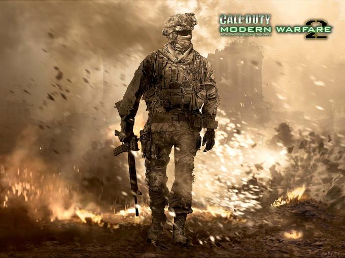 Modern Warfare 2 Wallpapers Hd Wallpaper Cave Call Of Duty
