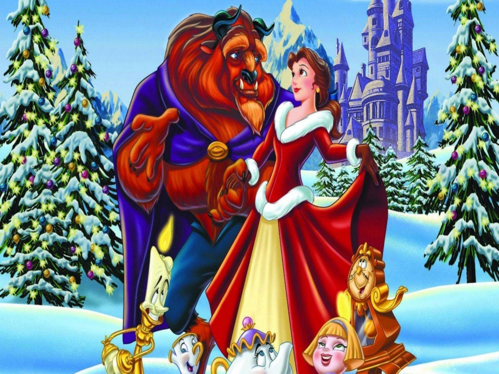 Disney Christmas Wallpapers Desktop