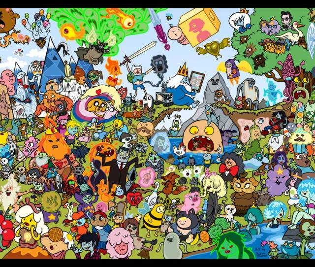 Pix For Adventure Time Wallpaper Hd