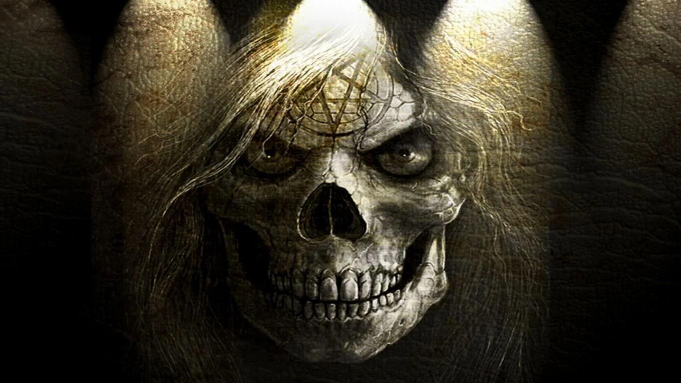 free 3d skull wallpapers - wallpaper cave