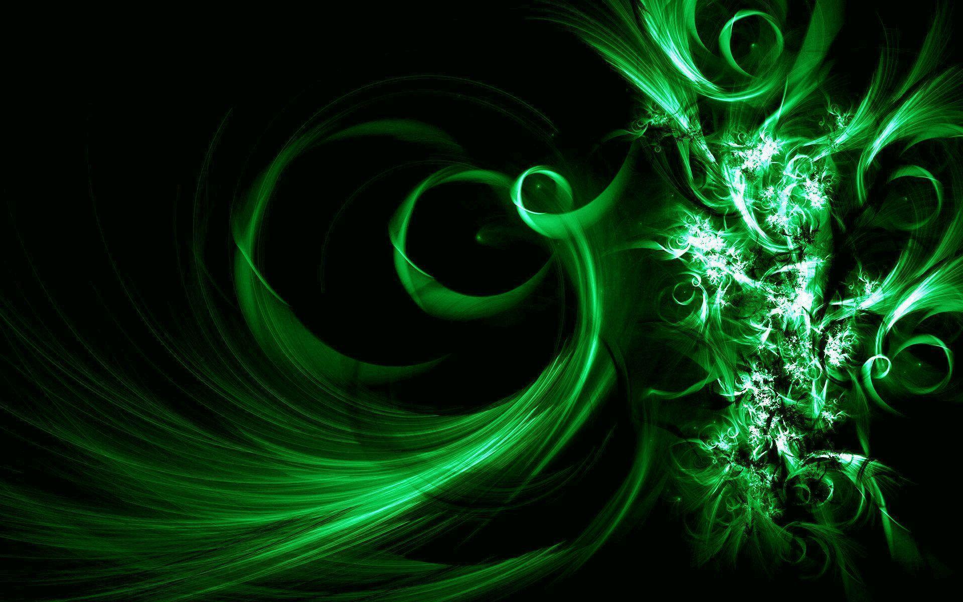 Black And Green Backgrounds Wallpaper Cave