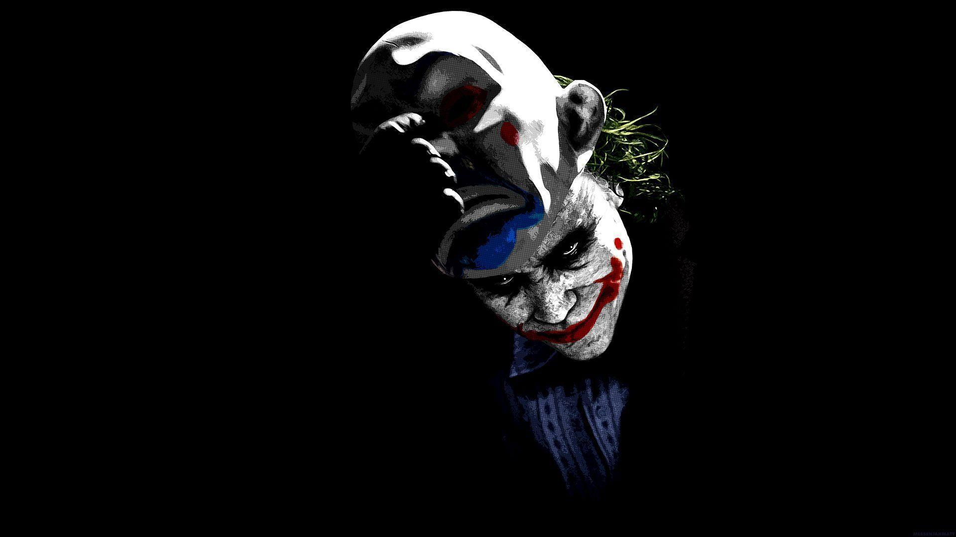 The Joker Wallpapers - Wallpaper Cave