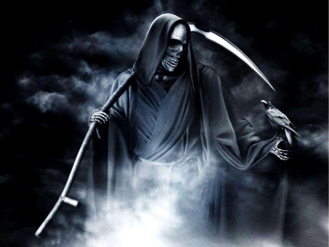 Free Grim Reaper Wallpapers Wallpaper Cave