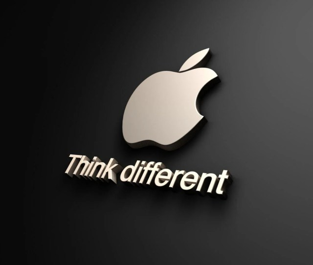 Think Different Apple Wallpapers Hd Wallpapers