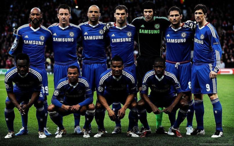 Chelsea F C 2017 Wallpapers Wallpaper Cave
