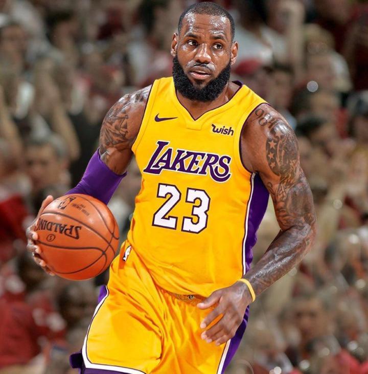 Lebron James Wallpaper 2018 Lakers Wallpapergood Co