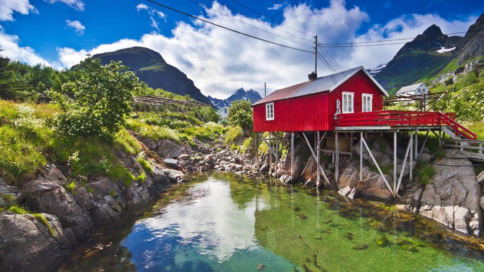 Norway Wallpaper 1920x1080