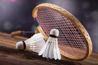 Volants de badminton