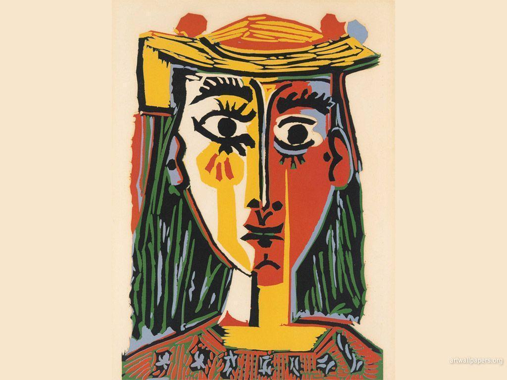Picasso Wallpaper