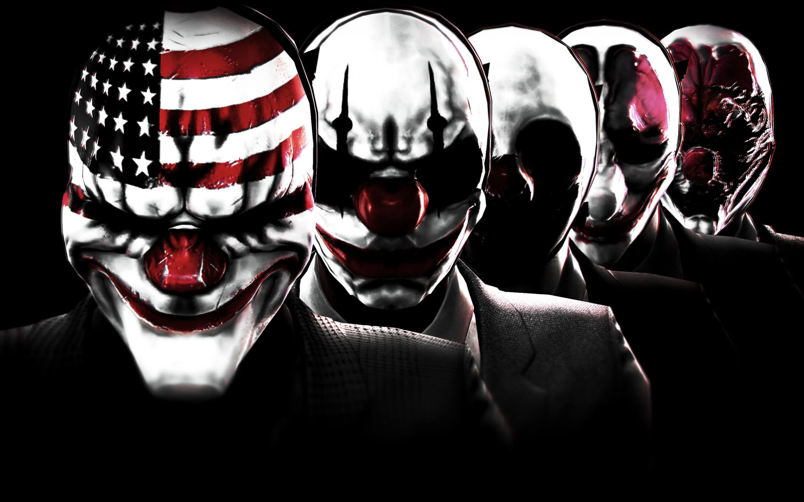 Payday Wallpaper 2 Cool