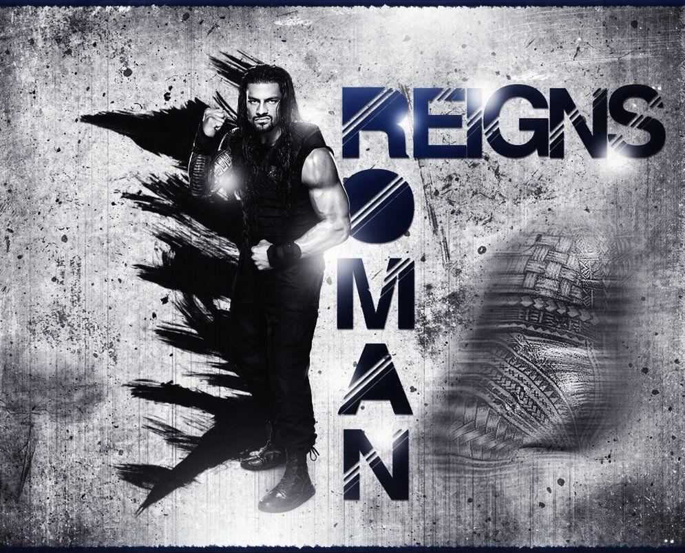 roman reigns logo wallpapers