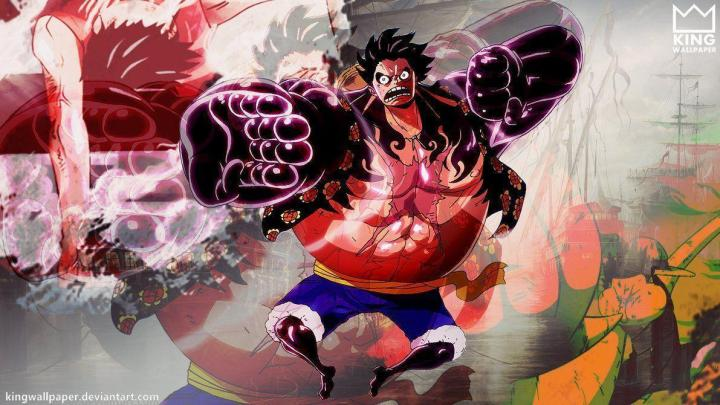 Luffy Gear 4 Wallpaper For Android Amatwallpaper Org