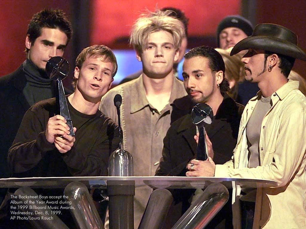 Backstreet Boys 1999 Bsb