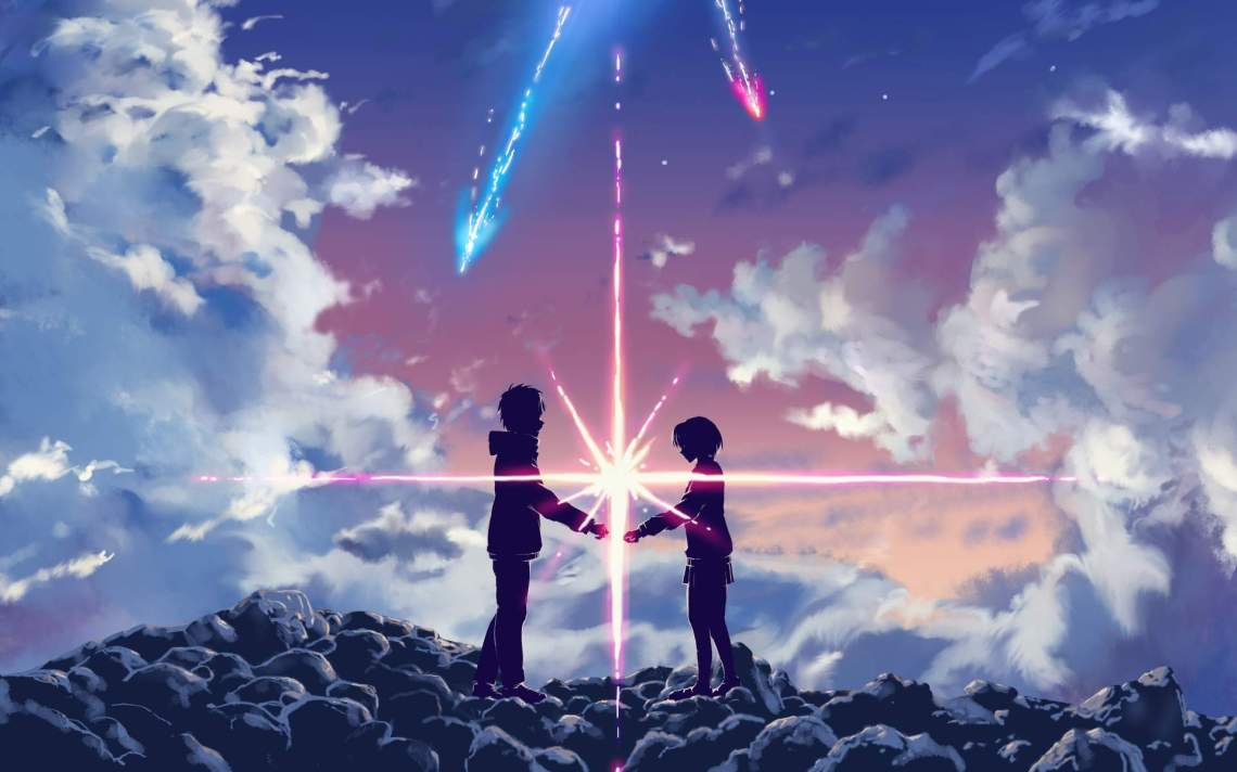 Couples Anime Wallpapers Wallpaper Cave