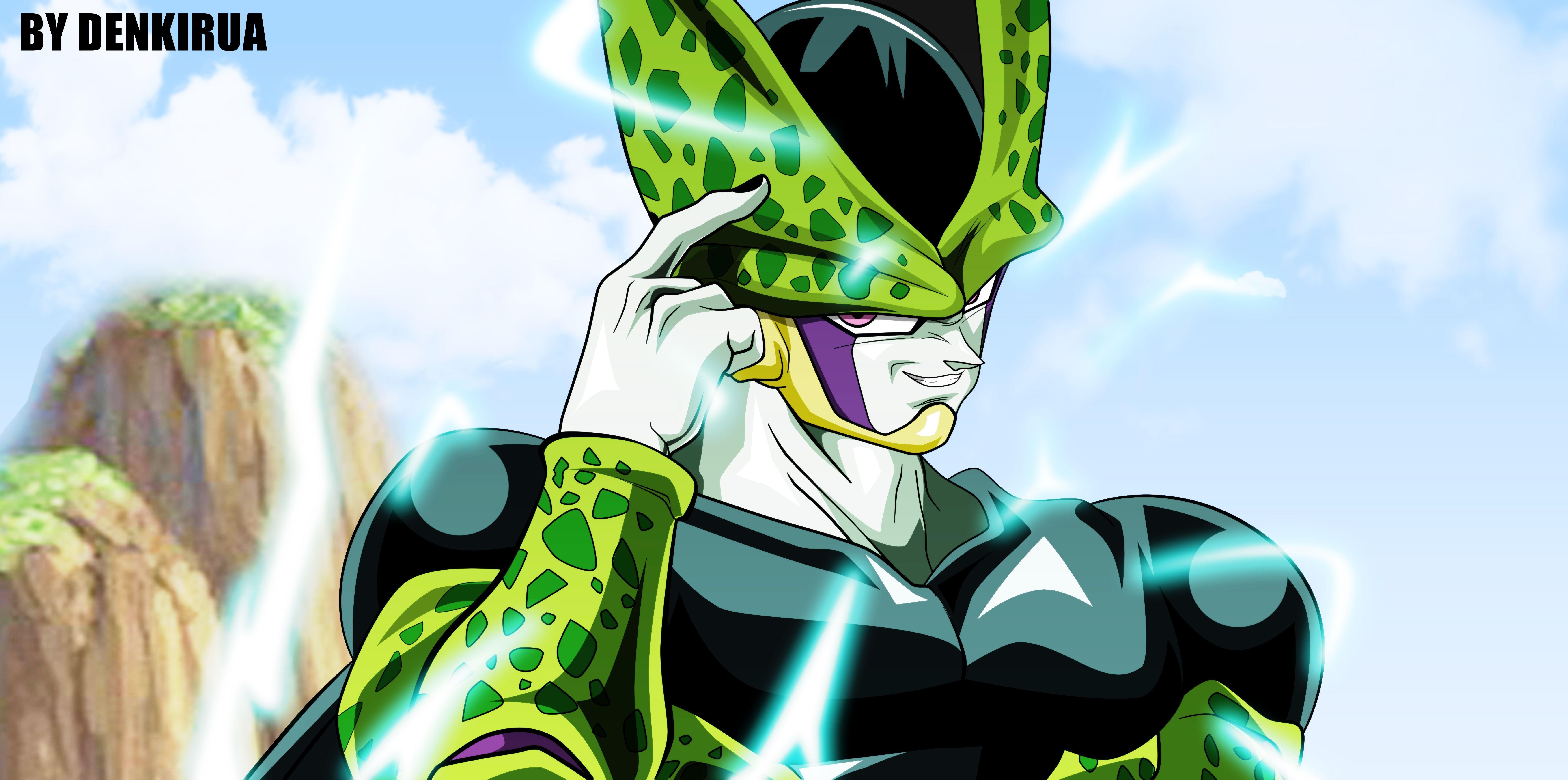Dragon Ball Z Cell Wallpapers