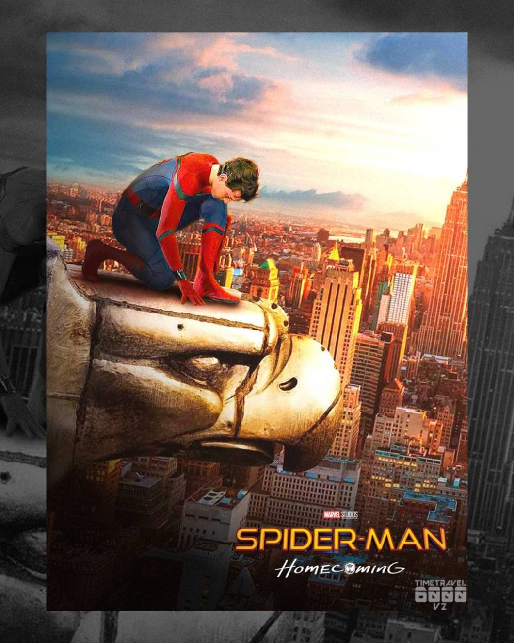 Spider Man Homecoming Wallpapers Wallpaper Cave