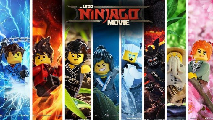 The Lego Ninjago Wallpapers Wallpaper Cave