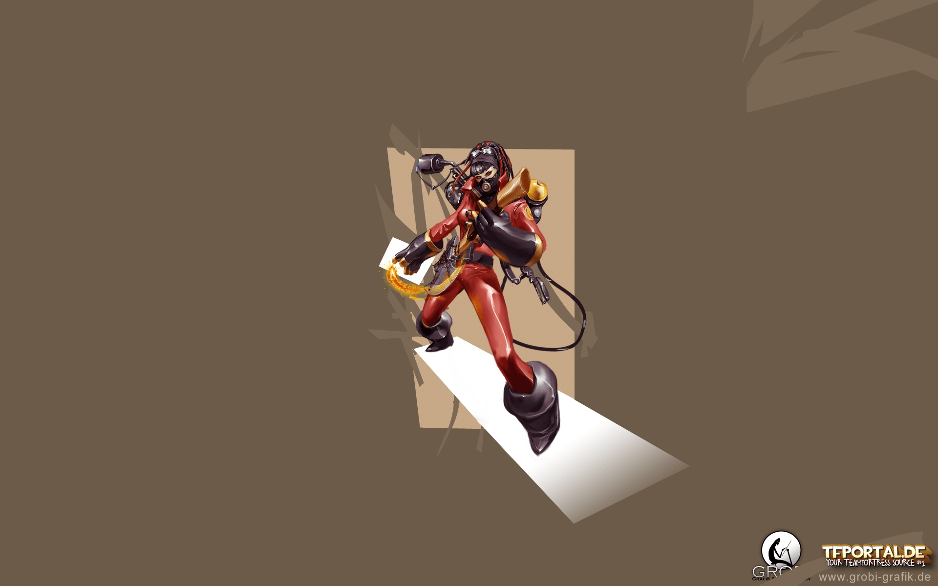 Tf2 Pyro Wallpapers Wallpaper Cave