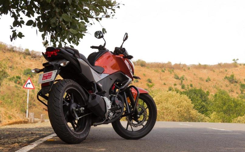 Honda Cb Hornet 160r Hd Wallpaper Images And Photo Gallery